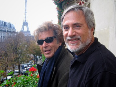 Larry Grobel & Al Pacino