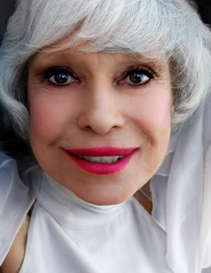 Carol Channing green acres
