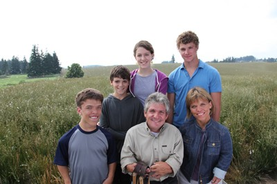 Matt Roloff Family