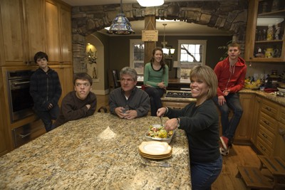 Matt Roloff Family