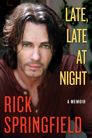 Rick Springfield - Late Late At Night