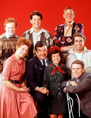 Original Happy Days Cast