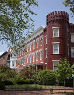 Beautiful Historic Buildings On Capitol Hill
