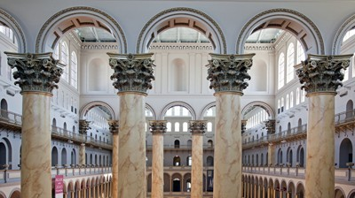 Building Museum Historic Pension Building