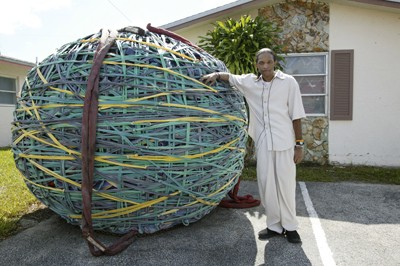 Ripley's Rubber Band Ball