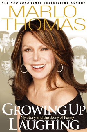 Marlo Thomas - Growing Up Laughing