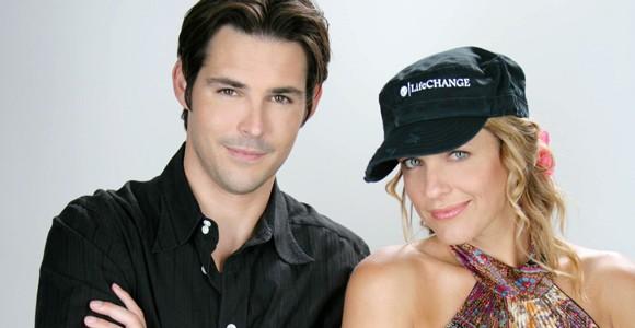 Arianne Zucker & Jason Cook