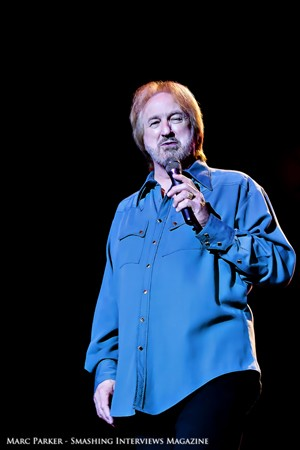 Duane Allen of The Oak Ridge Boys