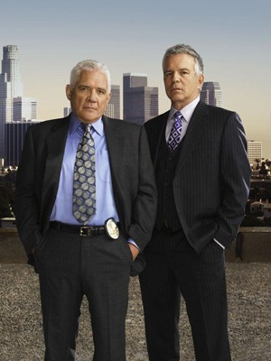 Tony Denison & G.W. Bailey