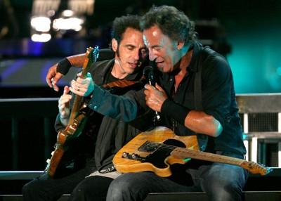 Nils Lofgren & Bruce Springsteen