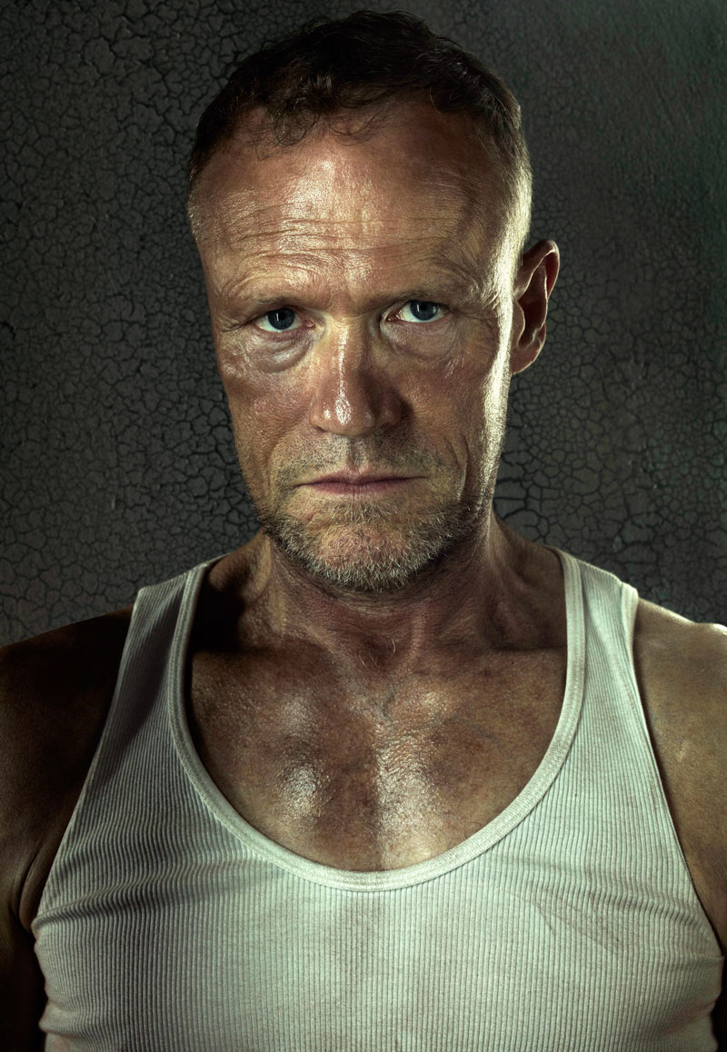 Michael Rooker outer limits