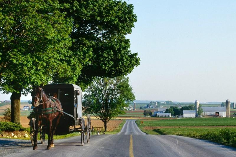 Carol Highsmith - Amish Country