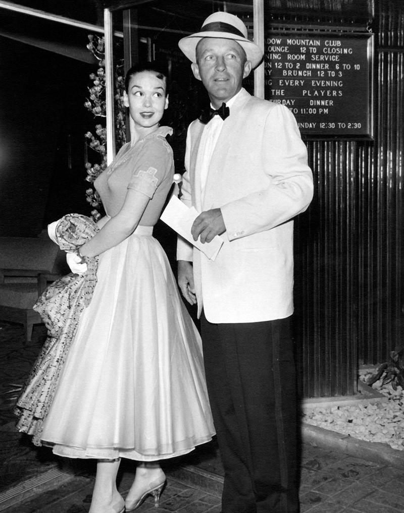 Bing Crosby & Kathryn Crosby