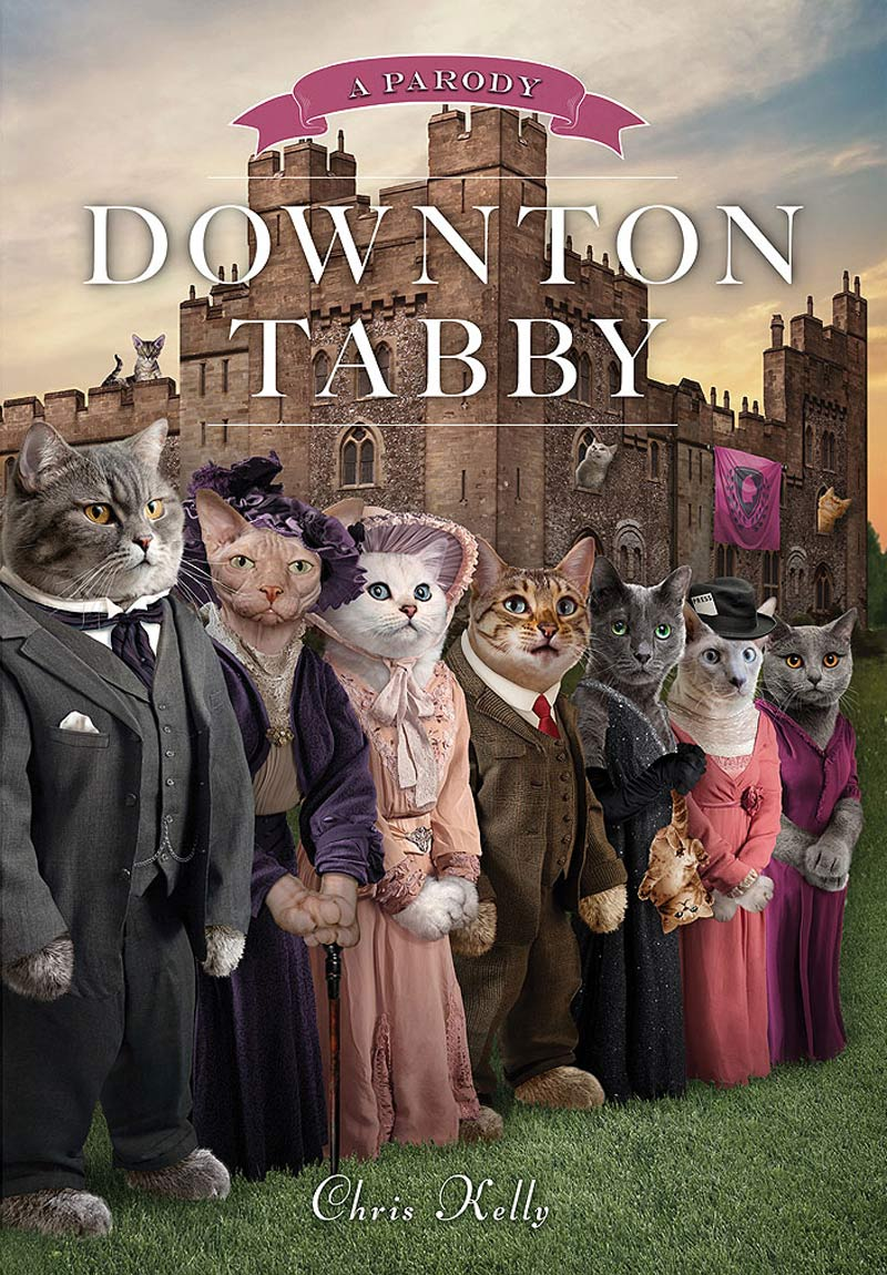 Chris Kelly - Downton Tabby: A Parody