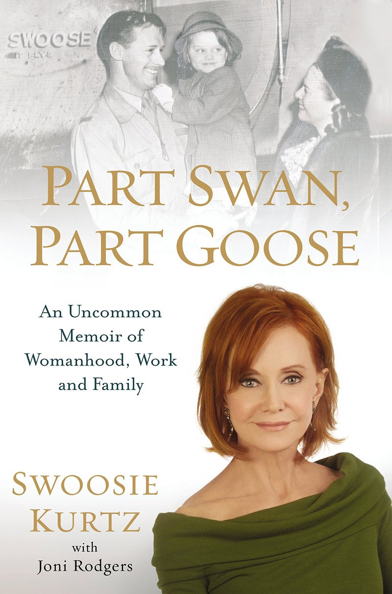 Swoosie Kurtz - Part Swan, Part Goose: An Uncommon Memoir Of Womanhood, Work, and Family
