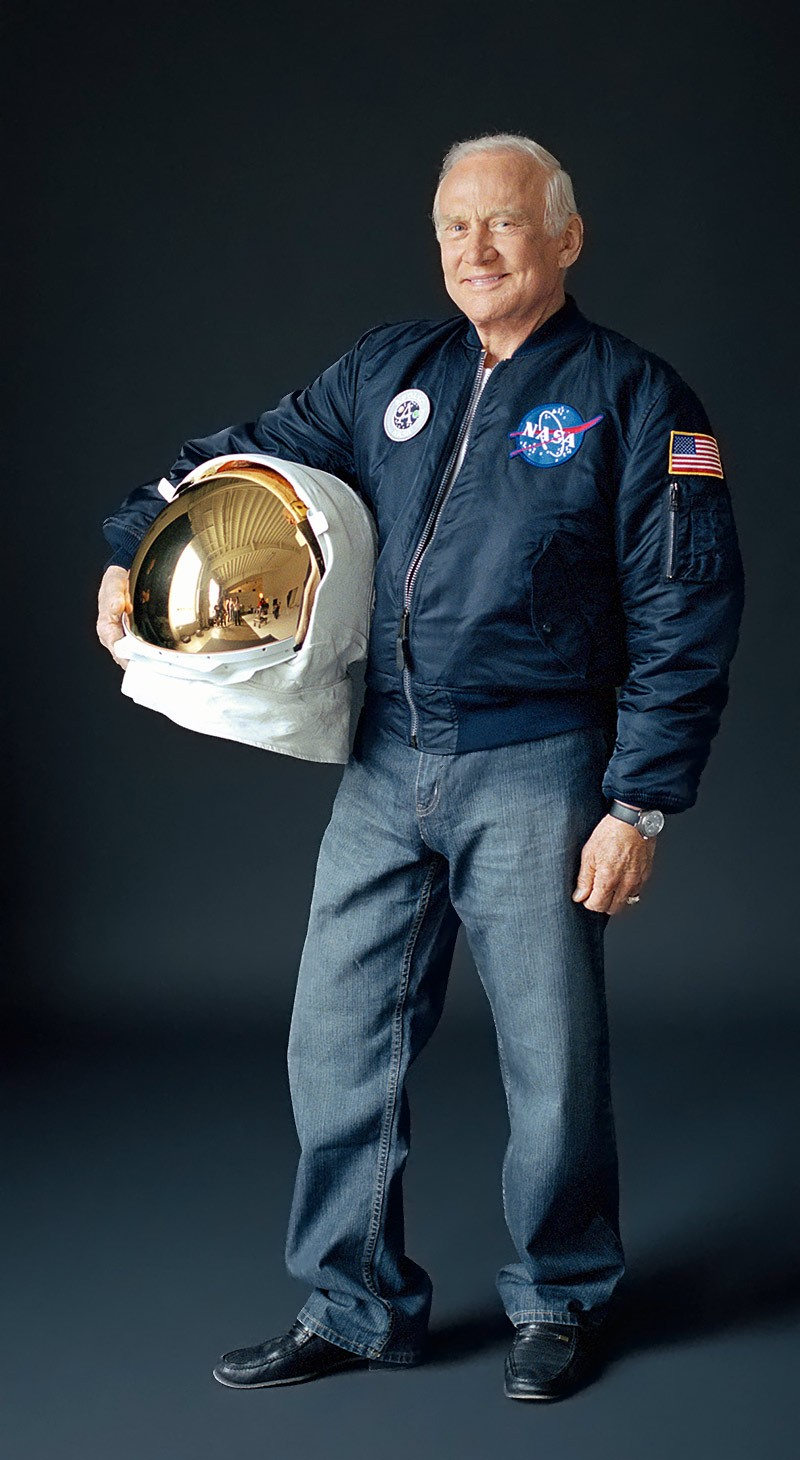 Buzz Aldrin Interview: Thoughts on NASA's Mars Water ...