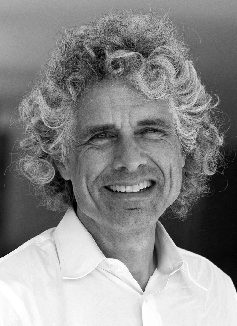 Steven Pinker Interview: Inside the Mind of One of the World's Most Influential Thinkers