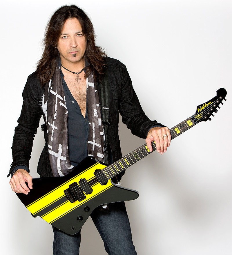 Michael Sweet Interview Stryper Frontman Talks New Solo