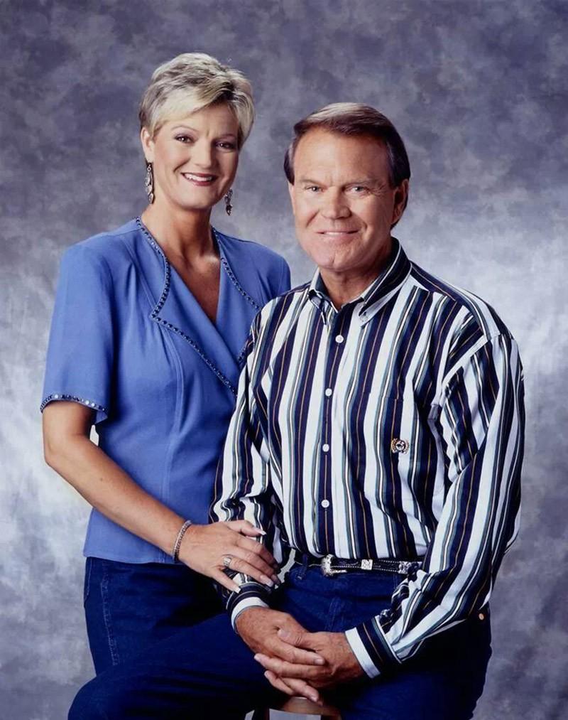 Debby Campbell & Glen Campbell