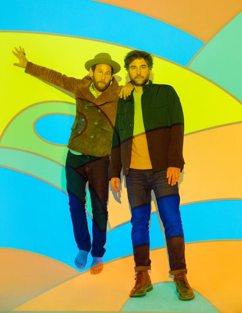 Ben Lee & Josh Radnor